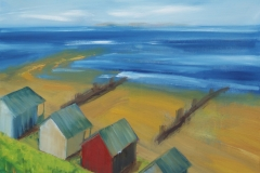 Beach Huts Kent